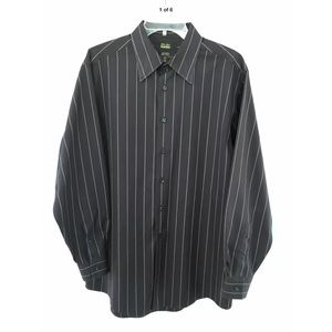 Men Shirt 16/35 MURANO Gold Label Non Iron Dress